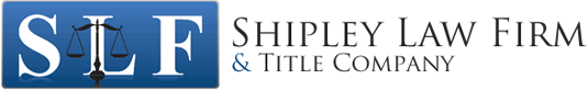 Logo of Shipley Law Firm & Title Company